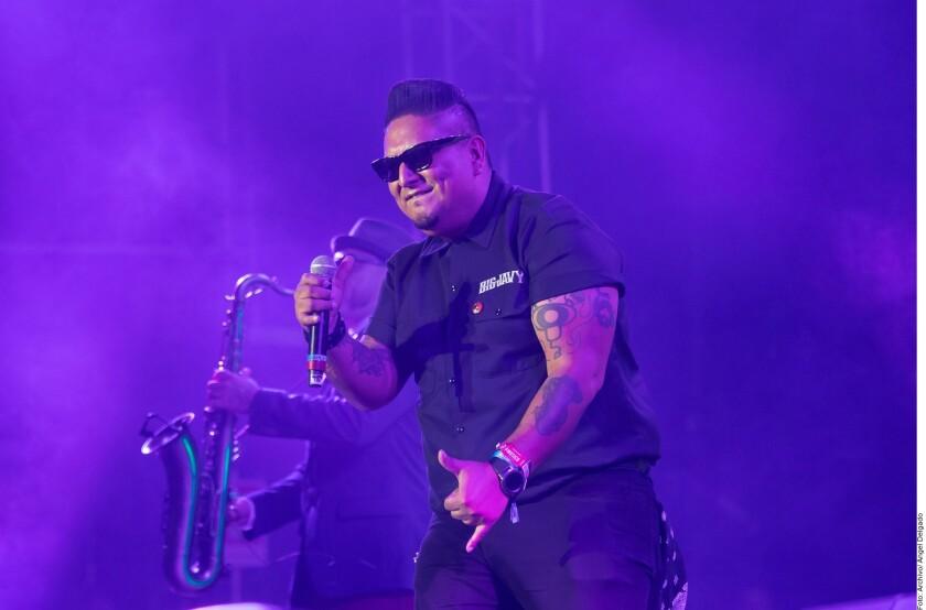 La banda mexicana Inspector, liderada por Big Javi ofrecerá un concierto en vivo en San Diego, California.