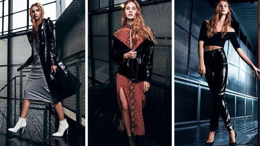 Here's a peek at looks from Istanbul-based women's label Zeynep Arçay.