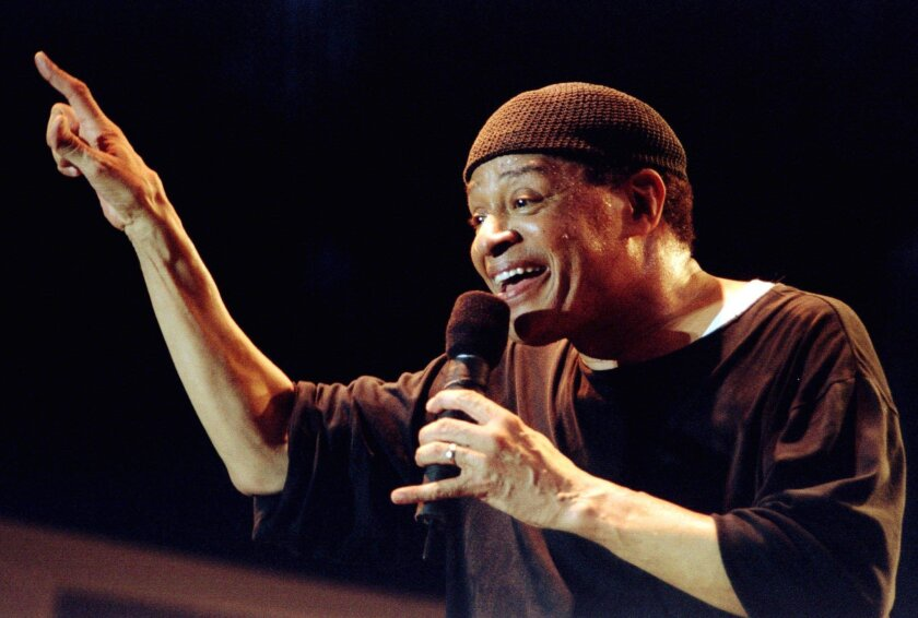 Contemporary jazz artist Al Jarreau will perform at Thornton Winery on July 16.