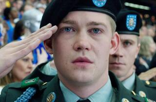 'Billy Lynn's Long Halftime Walk' movie review by Justin Chang