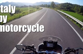 Seeing Italy's Chianti region by motorcycle