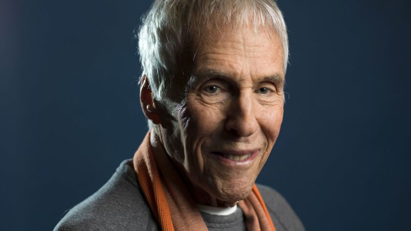 """Burt Bacharach collaborated with Rudy Perez on """"Live to See Another Day,"""" an emotional ballad inspired by the Parkland massacre and other school shootings."""
