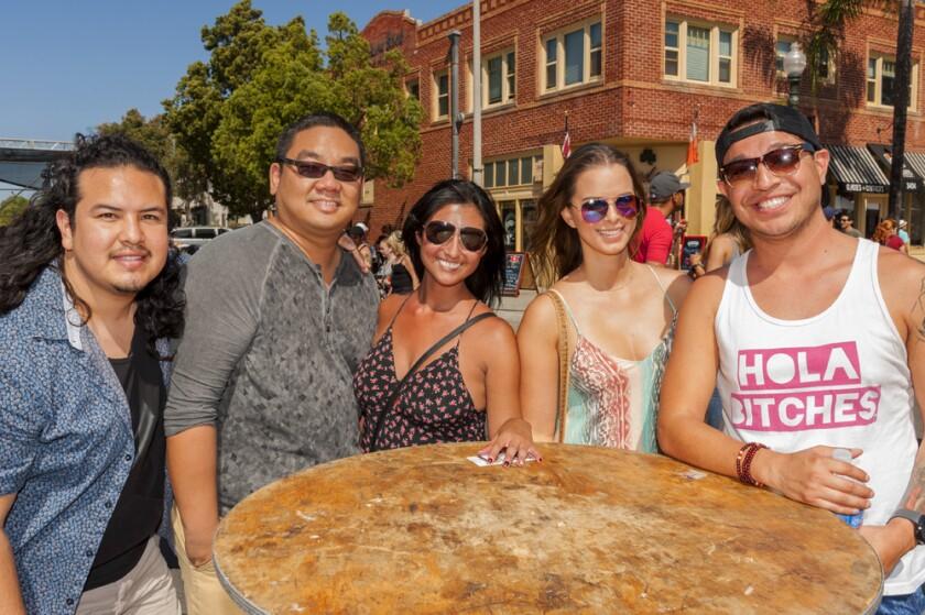 A photo of Adams Avenue Street Festival