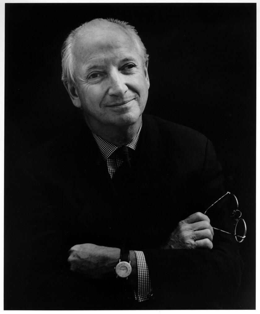 Portrait Of Michael Graves