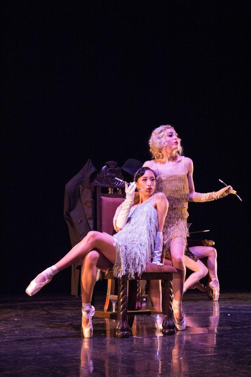 "City Ballet's ""Carmina Burana"" production opens its new season this weekend."