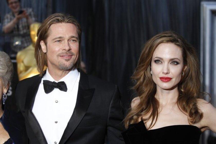 Brad Pitt, Angelina Jolie launching Miraval wine