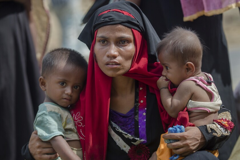 MYANMAR ONU DERECHOS HUMANOS