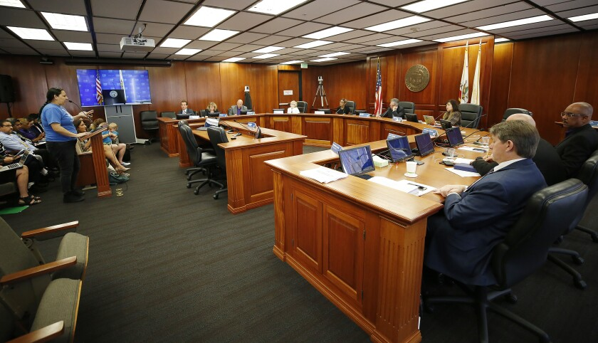 LADWP board of commissioners