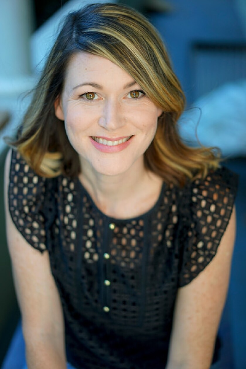 "North Coast Repertory Theatre's ""Theatre Conversations"" include actress Amanda Sitton."