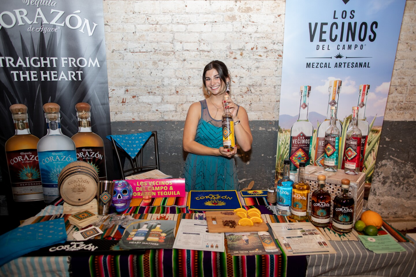"""Photos from Mexico in a Bottle, a series of parties billed as """"North America's biggest, and baddest, mezcal tastings."""""""