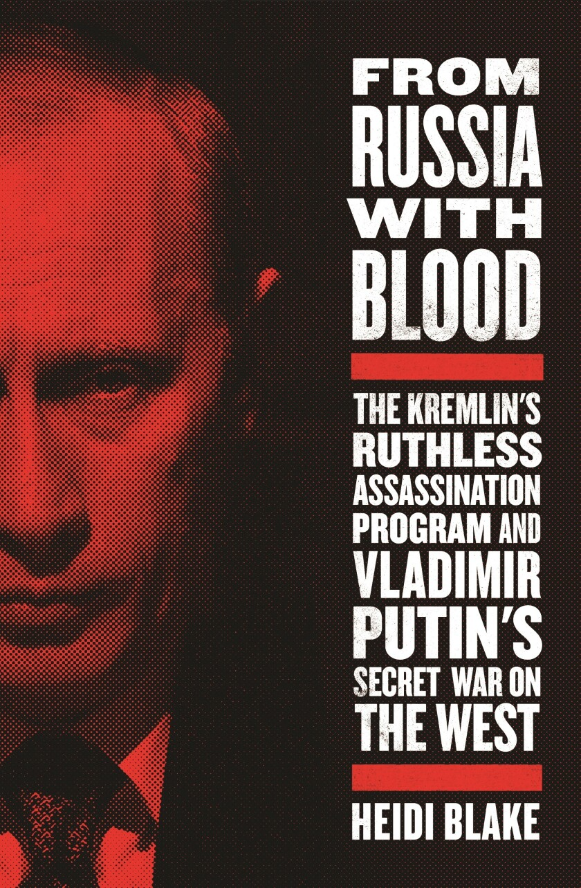Book Review From Russia With Blood