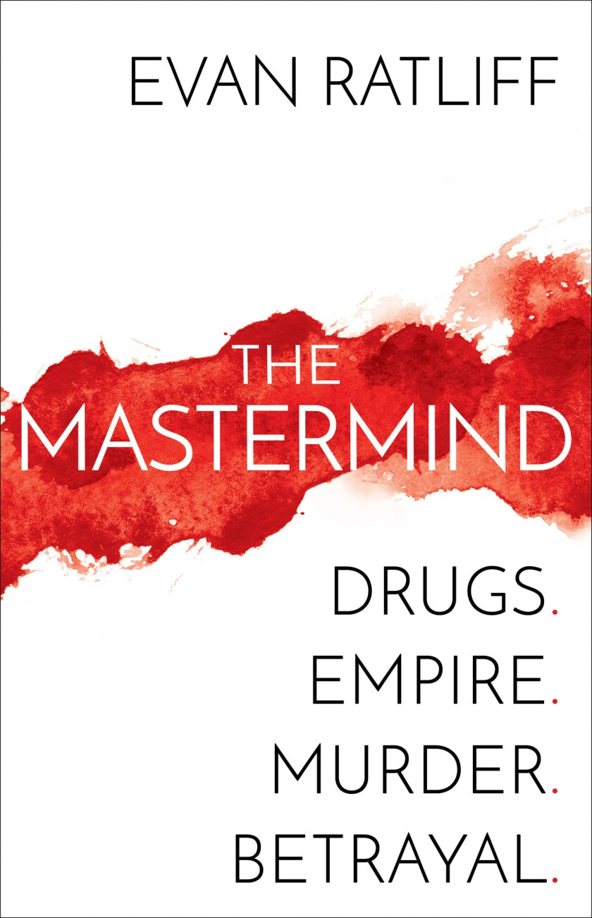 """A book jacket for Even Ratliff's """"The Mastermind."""" Credit: Random House"""