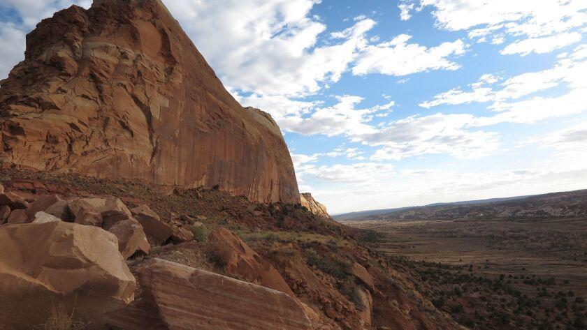 Bears Ears National Monument is where the full measure of Southeast Utah's high desert of dancing sh