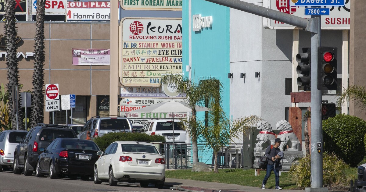 www.sandiegouniontribune.com: Asian Pacific Islander organizations issue statement against hate, discrimination amid COVID-19