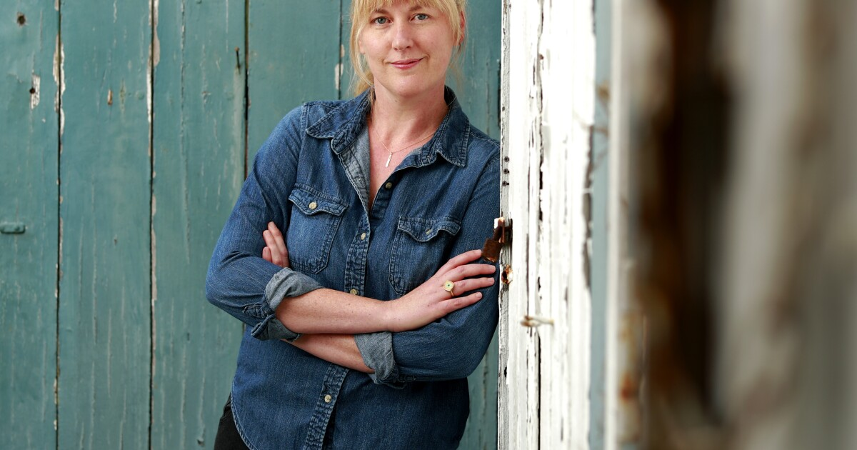 Author Maggie Shipstead's takes flight in 'Great Circle'