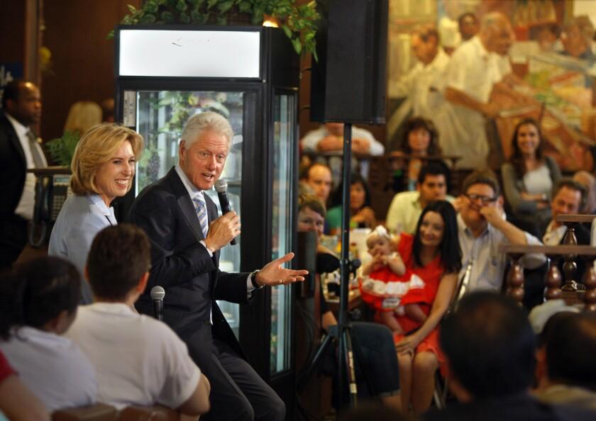 L.A. Votes: Polls, ads, debates shape mayoral contest