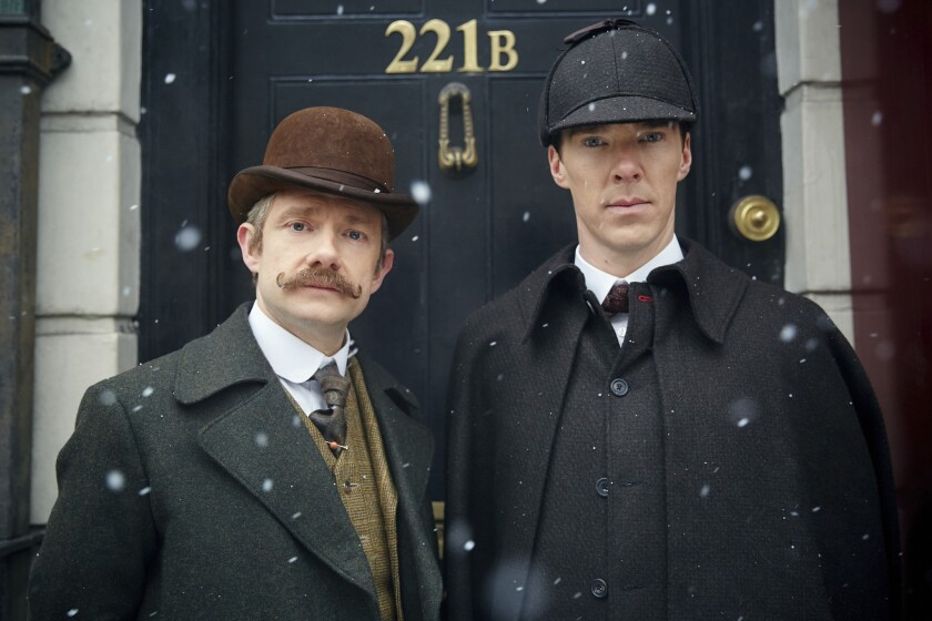"""Sherlock: The Abominable Bride"""