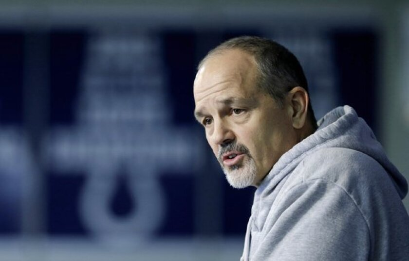 Chuck Pagano thanks Colts fans for 'helping me heal'