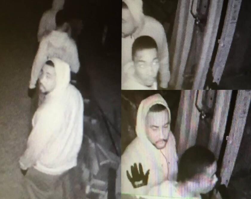Alhambra suspects