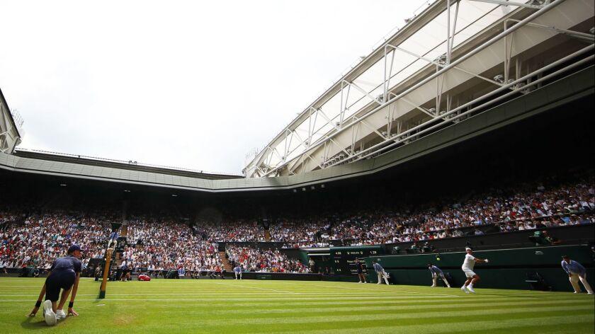 Day Three: The Championships - Wimbledon 2018