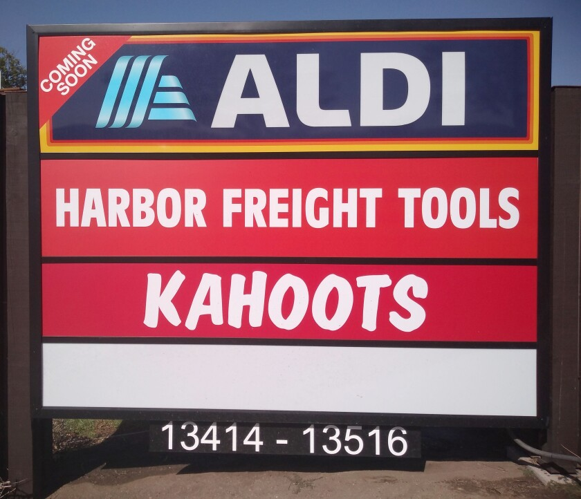 Tool supply company expects to hire 25 to 30 staff for the new Harbor Freight Tools store opening soon in Poway.