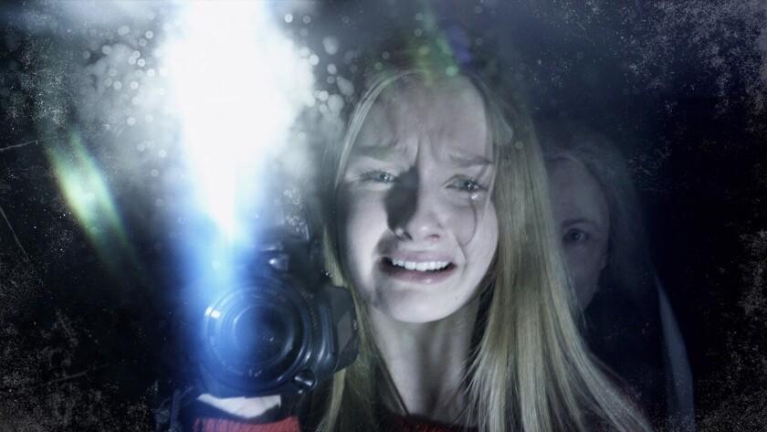 """Olivia DeJonge in """"The Visit."""""""
