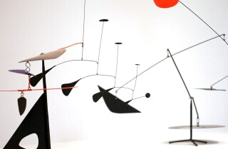 Alexander Calder show at LACMA