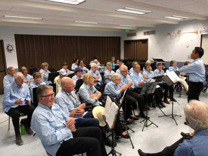 The San Diego Tremble Clefs will perform on June 24 in Point Loma.