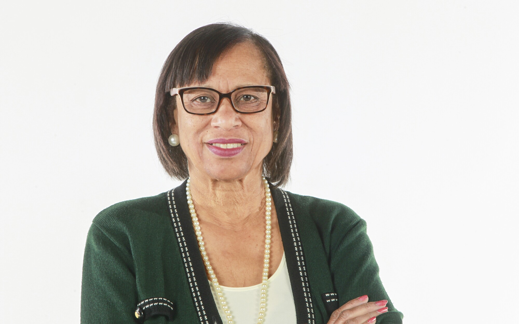 Sharon Whitehurst-Payne, a candidate for San Diego school board District E.