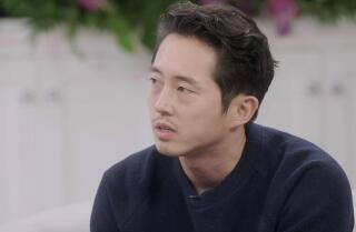 Steven Yeun calls making 'Burning' a 'transformative' experience