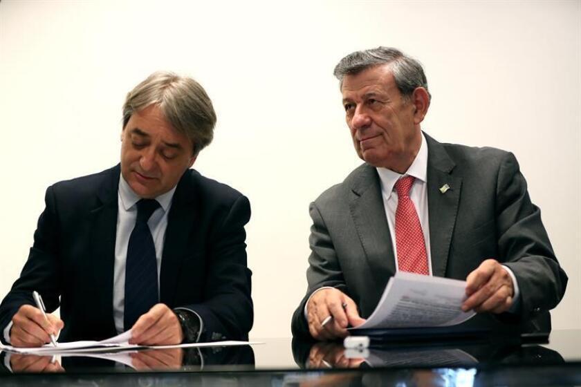 Uruguay firma un acuerdo para buscar y potenciar a deportistas en el exterior