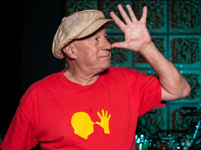 """""""You just never know,"""" said Neil Innes as he contemplated the longevity of his band The Rutles. Innes died Sunday at the age of 75. He visited San Diego in July to plan what would have been the first U.S. Rutles tour."""