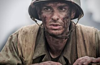 'Hacksaw Ridge' movie review by Justin Chang