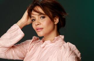 'True Detective's' Carmen Ejogo says the show's central marriage was the key