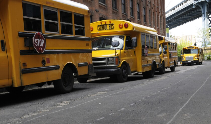 An online tally published by the city showed at least 1,010 yellow bus delays and other problems with school buses on one day alone, as families reported no-shows and late buses.