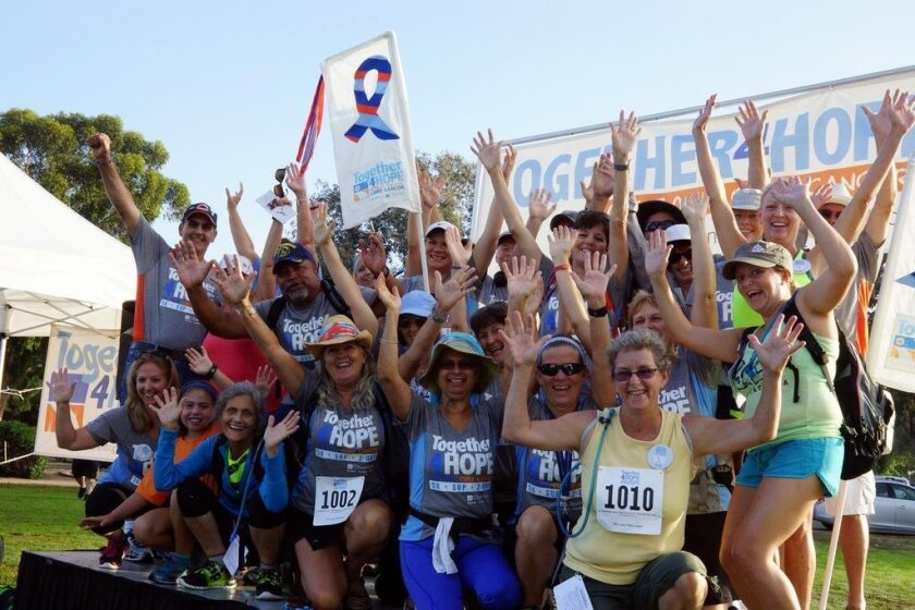Last year's event raised $32,000 for the City of Hope.