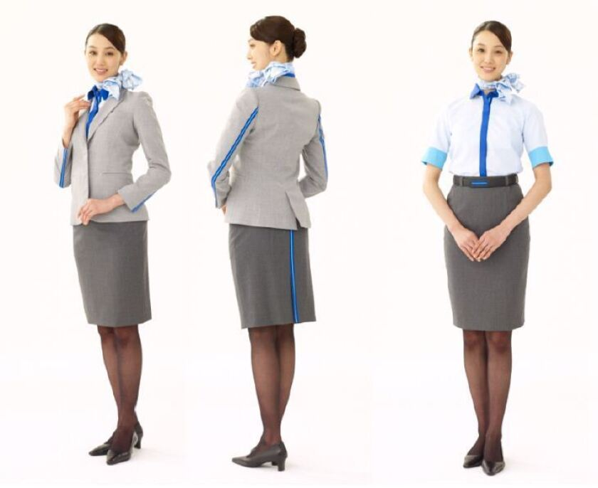 All Nippon Airways uniforms