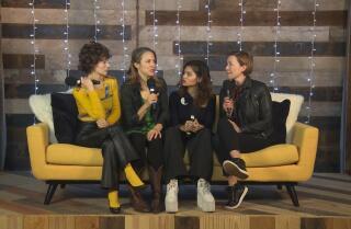 "The filmmakers of ""Madeline's Madeline"" on women directors"