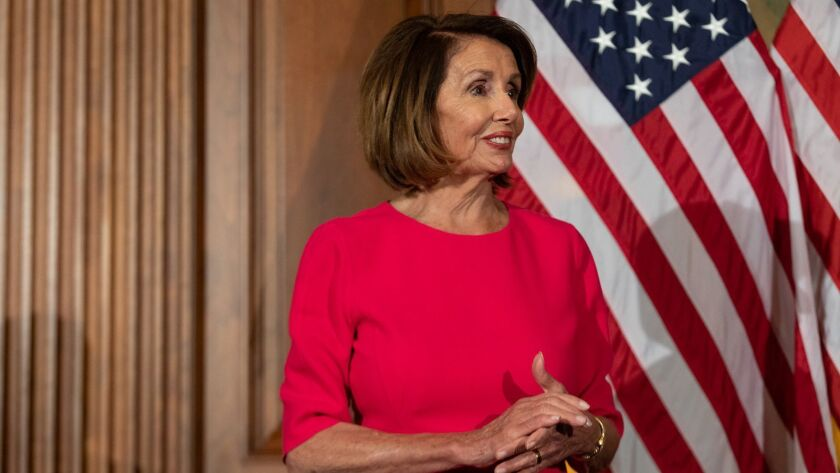 Nancy Pelosi is winning in her battle with Trump. Here's why