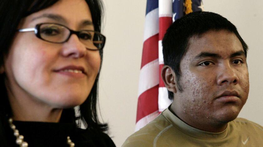 Gregorio Perez, Noemi Ramirez