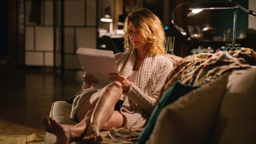 """Laura Dern in HBO's """"The Tale."""" photo: Kyle Kaplan/HBO"""