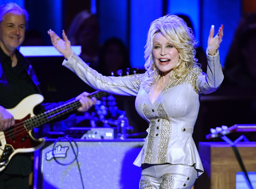 Dolly Parton Opry