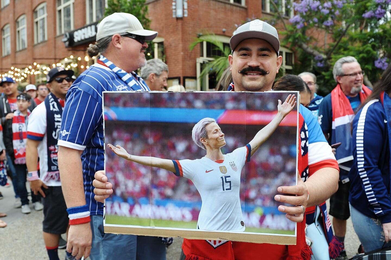 Women's World Cup Final Watch Party