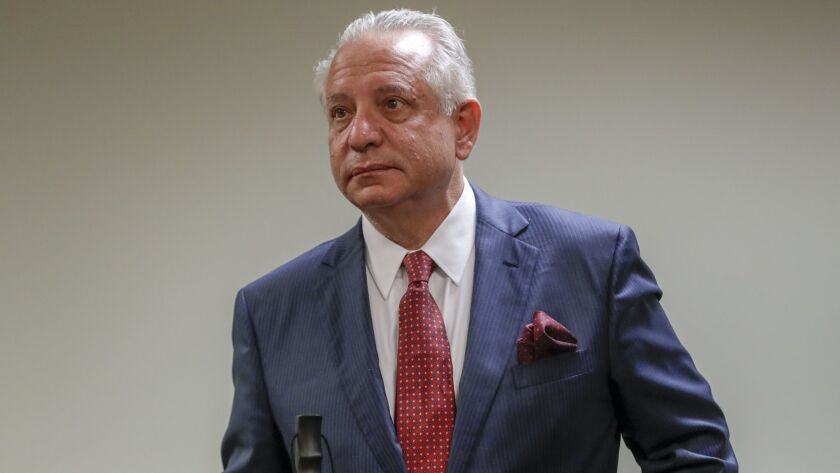 The attorney general's office argues that Dr. Carmen Puliafito, USC's former medical school dean, should lose his license to practice medicine in California over his use of methamphetamine and other drugs.
