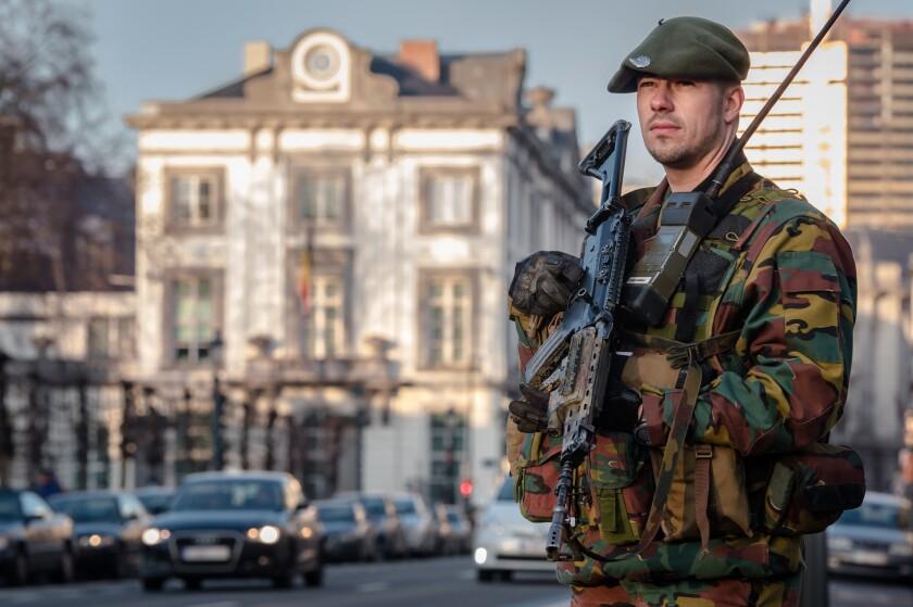 Belgium Europe terrorism
