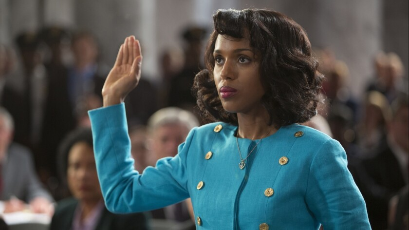 """Kerry Washington in HBO's """"Confirmation"""""""