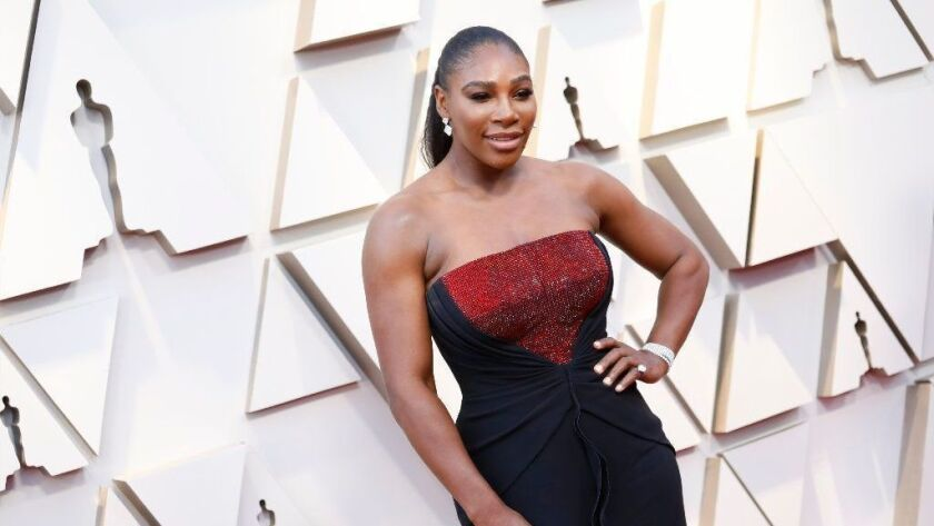 Serena Williams, shown at the Academy Awards ceremony in February, bought the home in 2006 for about $6.6 million.