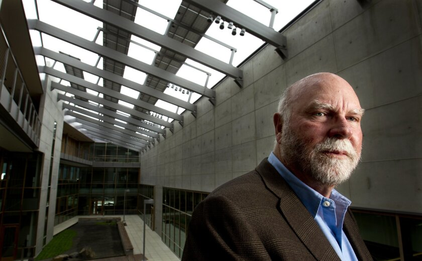 J. Craig Venter opened an institute on the Torrey Pines Mesa in 2013.