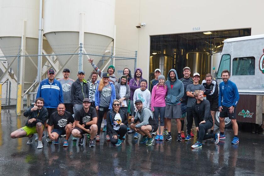 Mikkeller Running Club San Diego.