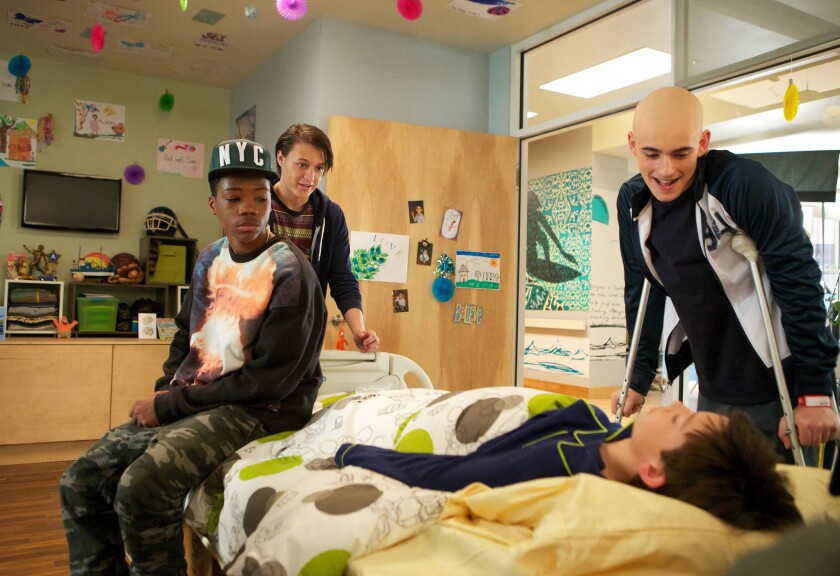 """Red Band Society"" new fall TV shows for family viewing"